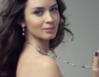 Emily Blunt is leading lady gorgeous in crop-top outfit for