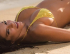 Gaby Espino in red bikini looks like she is ready for Hollywood in 2015