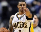 George Hill not cleared to play for Indiana Pacers tonight