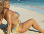 Hunter McGrady is a y plus-size model on the rise