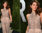 Marisa Tomei in white dress reminds fans of stunning leading lady looks