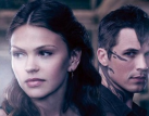 Matt Lanter and Aimee Teegarden in 'Star-Crossed' clip