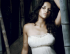 Michelle Rodriguez shows glamorous side in 'Furious 7' poster