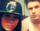 Niall Horan and Zoe Whelan crazy about each other