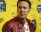 Nicolas Cage reveals why he took Left Behind role