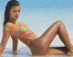 Nina Agdal shows the real reason she has such a fantastic body