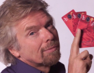 Richard Branson says Virgin made the first real music shop
