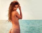 Sports Illustrated Magazines Natalia Velez is an Inte