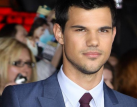 Taylor Lautner and Mar